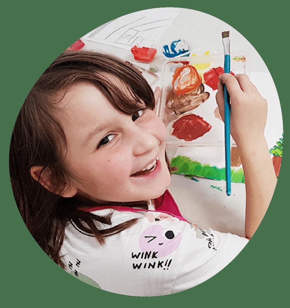 Extraescolares - Pequeños artistas